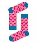 Happy Socks Sokken Thumbs Up Socks Roze