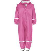 Playshoes regenoveral met capuchon meisjes roze 8