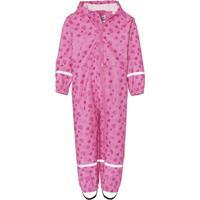 Playshoes Regen-overal Hart roze - Roze/lichtroze - Meisjes