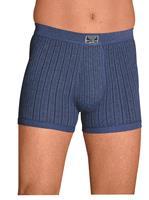ESGE Die Wäsche - Macher  Tailleslip, donkerblauw geprint