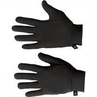 Odlo Warm Gloves Junior Zwart