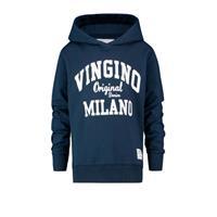 Vingino Sweater - Donkerblauw - Katoen/elasthan