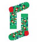 Happy Socks Sokken Garden Gnome Sock Groen