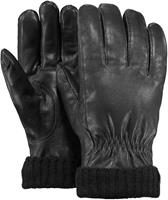 Barts Alban gloves men 2993/black zwart
