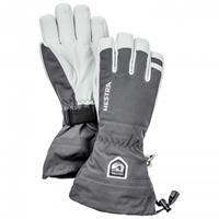 Hestra - Army Leather Heli Ski 5 Finger - Handschoenen, grijs/zwart