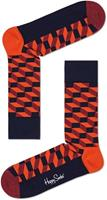Happy Socks Filled Optic Oranje