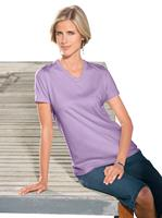 Your look for less! Shirt, lila