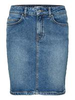 Denim Minirok Dames Blauw