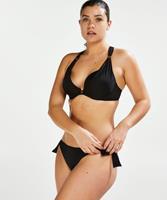 Hunkemöller Brazilian bikinibroekje Sunset Dream Zwart