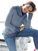 Collection L Pullover, marine