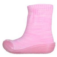 Playshoes antislip sokken gebreid meisjes roze /21