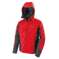 Ferrino outdoorjack Valdez S heren rood