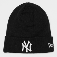 New Era - NY - Beanie in zwart