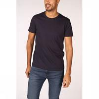 ESPRIT Men Casual T-shirt donkerblauw