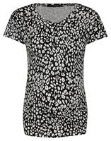 Supermom T-shirt Leopard