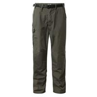 Craghoppers outdoorbroek Kiwi Classic Bark R heren bruin
