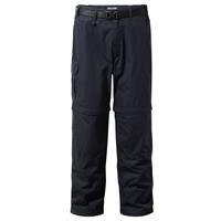Craghoppers afritsbroek Kiwi Smart Dry Navy S heren blauw