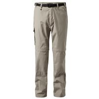 Craghoppers afritsbroek Kiwi Smart Dry Beach L heren beige