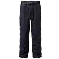 Craghoppers afritsbroek Kiwi Zip Off Navy R heren blauw