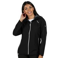Regatta Imber III dames jas waterbestendig zwart