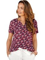 Classic Inspirationen blouse in zomers lichte kwaliteit