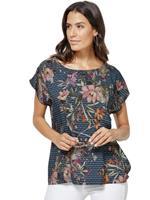 Classic Inspirationen blouse met mooie bloemenprint