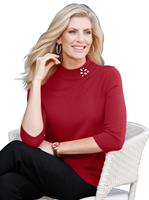 Your look for less! Pullover, rood