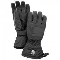 Hestra - Women's CZone Powder 5 Finger - Handschoenen, zwart