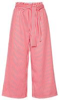 Sisters Point Pants noto cream/red rood