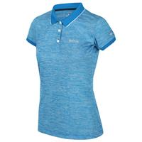 Regatta Remex II polo dames blauw