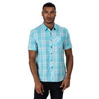 Regatta blouse Deakin III heren lichtblauw