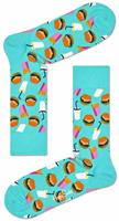 Happy Socks Hamburger Turquoise