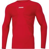 Jako Shirt comfort 2.0 6455-01 rood