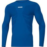Jako Shirt comfort 2.0 6455-04 blauw