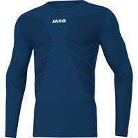 Jako Shirt comfort 2.0 6455-09 blauw