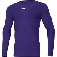 Jako Shirt comfort 2.0 6455-10 paars