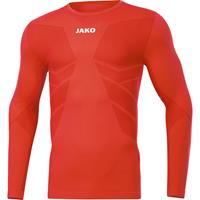 Jako Shirt comfort 2.0 6455-18 oranje