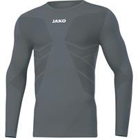 Jako Shirt comfort 2.0 6455-40 grijs melange