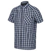 Regatta blouse Mindano V heren katoen blauw