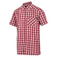 Regatta blouse Mindano V heren katoen rood