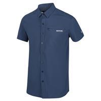 Regatta blouse Kioga II heren polyester blauw