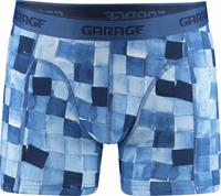 Garage Boxershort Hawaii Blue