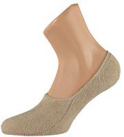 Steps No show sneakersokken van badstof Skin