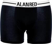 Alan Red Lasting Heren Boxershort Navy 2-Pack