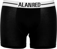 Alan Red Lasting Heren Boxershort Zwart 2-Pack