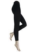 Marianne Thermo dames legging met comfort boord Black