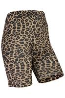Sarlini Short legging dames Leopard-S/M