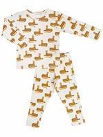 trixie !Pyjama - All Over Print - Katoen