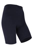 Marianne Dames short legging van katoen Marine
