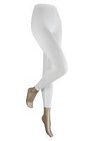 Sarlini Lange dames legging van katoen White